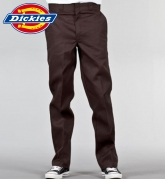 DICKIES - WORK PANT 874 O-DOG dark brown