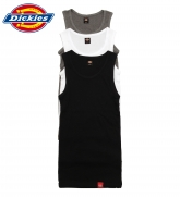 DICKIES - PROOF 3er Tank Top Multi